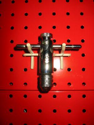 Ráčnové vratidlo pro závitníky - M3-M10